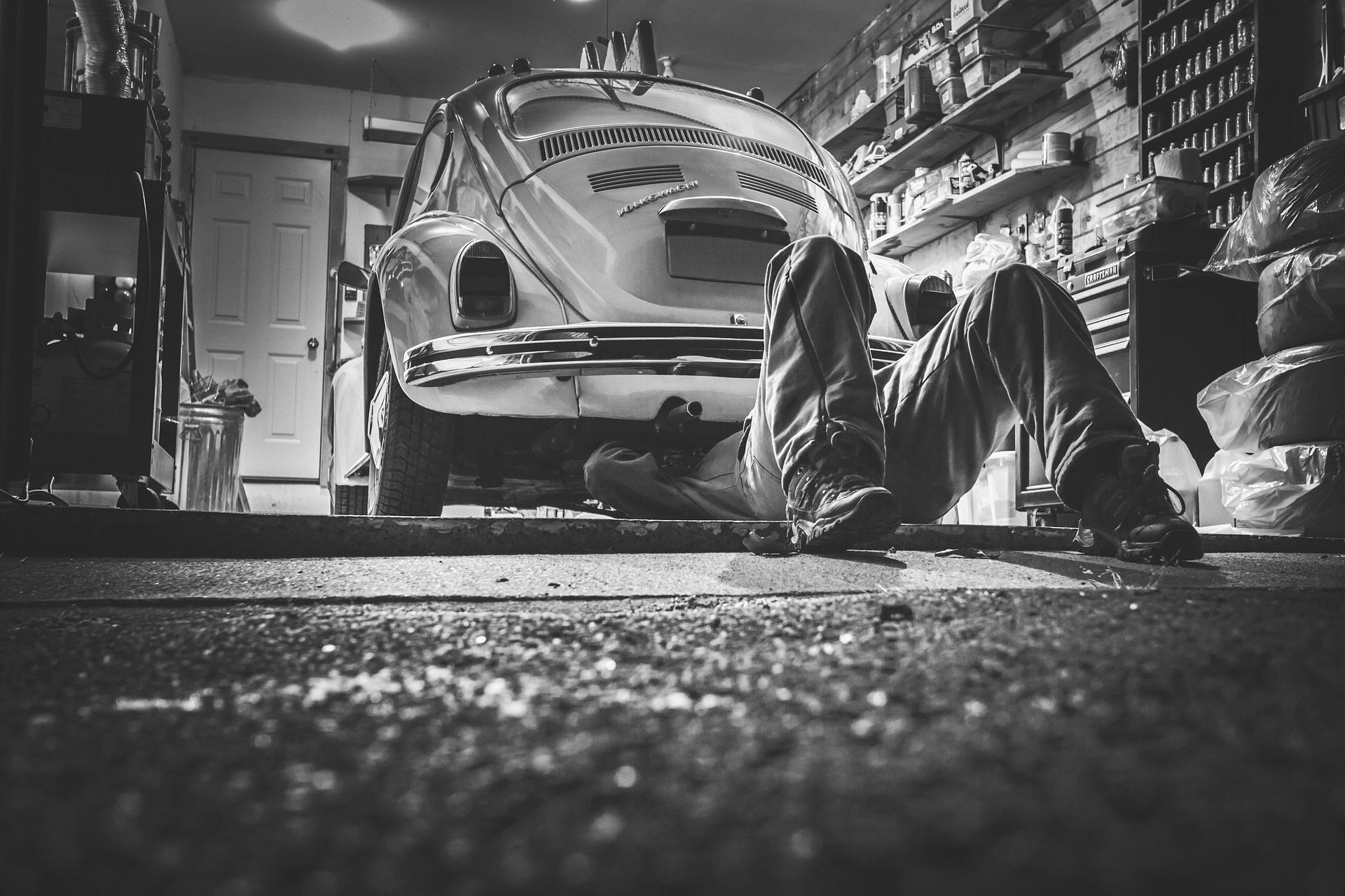 serwis samochodowy - chiptuning